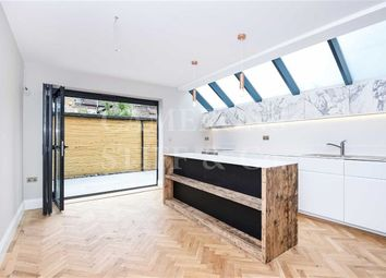 Thumbnail 4 bed terraced house to rent in Sandringham Road, Willesden Green, London