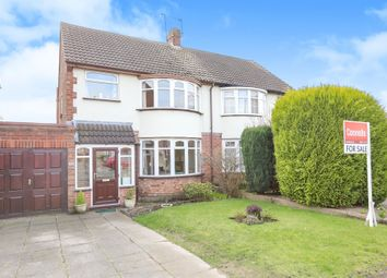 Thumbnail 3 bedroom semi-detached house for sale in Thomas Mason Close, Wednesfield, Wolverhampton
