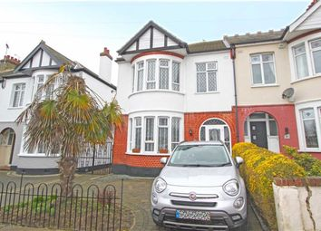 Thumbnail 3 bedroom end terrace house for sale in Sandringham Road, Southend On Sea, Essex