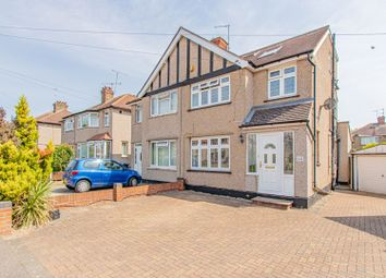 Thumbnail 4 bed semi-detached house for sale in Chatsworth Gardens, Harrow