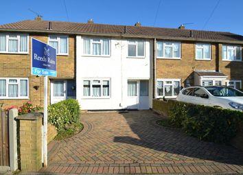 Thumbnail 2 bedroom terraced house for sale in Yarrow Road, Walderslade, Chatham