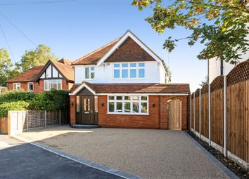 Thumbnail 4 bed detached house for sale in Kingsway, Woking