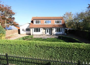 Thumbnail 6 bed detached house for sale in Station Road, North Cowton, Northallerton