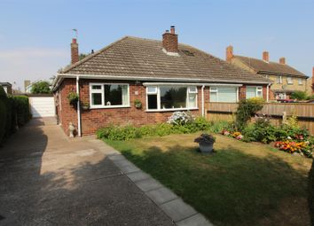 Thumbnail 3 bed semi-detached bungalow for sale in Pinfold Lane, Holton-Le-Clay, Grimsby