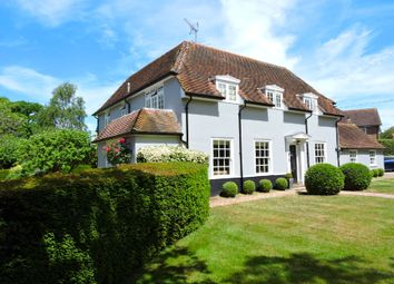 Thumbnail 4 bed detached house for sale in Cock Green, Felsted
