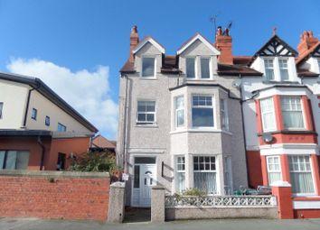Thumbnail 2 bed flat for sale in Morley Road, Llandudno