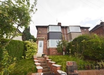 Thumbnail 2 bed semi-detached house to rent in Wingfield Crescent, Frechville, Sheffield