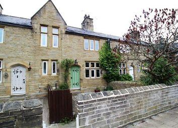 Thumbnail 3 bed terraced house for sale in Railway Terrace, Copley, Halifax