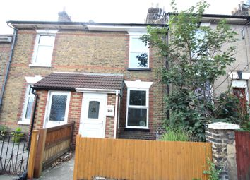 Thumbnail 2 bed semi-detached house for sale in Station Road, Strood, Rochester, Kent