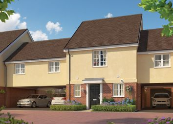 Thumbnail 3 bedroom detached house for sale in Hall Road, Rochford Essex