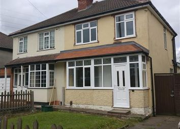 Thumbnail 3 bed property to rent in Rookery Road, Wolverhampton