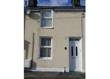 Thumbnail 3 bed terraced house for sale in Penrhyndeudraeth