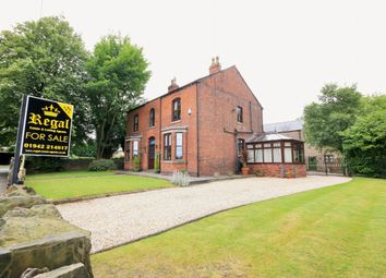 Thumbnail 4 bed farmhouse for sale in Spring Road, Orrell, Wigan