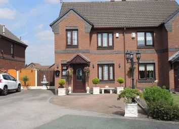 Thumbnail 3 bed semi-detached house for sale in Topcliffe Grove, Croxteth Park, Liverpool