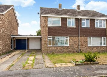 Thumbnail 3 bed semi-detached house for sale in Glyme Close, Abingdon