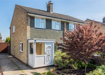 Thumbnail 3 bed semi-detached house for sale in Fairways Drive, Harrogate, North Yorkshire