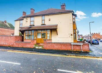 Thumbnail 4 bedroom end terrace house for sale in Brunswick Park Road, Wednesbury
