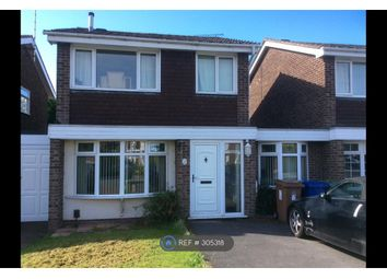 Thumbnail 4 bed detached house to rent in Cedars Drive, Stone