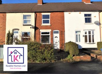 Thumbnail 3 bed terraced house to rent in Pye Green Road, Cannock, Staffs
