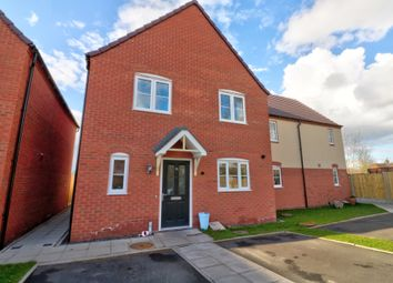Thumbnail 3 bed terraced house for sale in Bestune Way, Shrewsbury