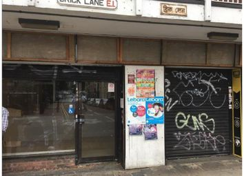 Thumbnail Retail premises to let in 21, Brick Lane, London, UK