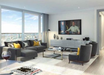 Thumbnail 1 bed flat for sale in Vaughan Way, London