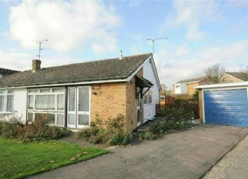 Thumbnail 2 bed semi-detached bungalow to rent in Heycroft Way, Great Baddow, Chelmsford, Essex