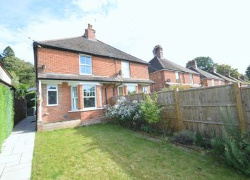Thumbnail 4 bed semi-detached house for sale in Underwood Road, Haslemere