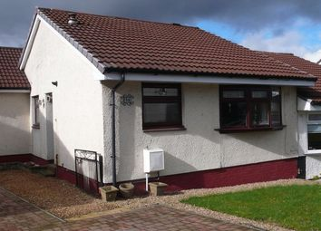 Thumbnail 2 bed bungalow for sale in Kirkton Crescent, Coatbridge