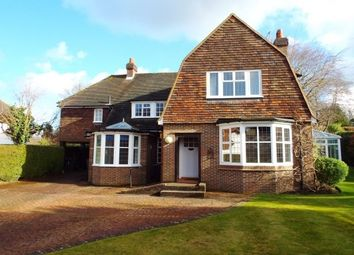Thumbnail 5 bed detached house to rent in St. Nicholas Hill, Leatherhead
