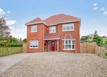 Thumbnail 5 bedroom detached house for sale in Roslyn Crescent, Hedon, Hull