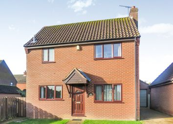Thumbnail 3 bed detached house for sale in Bure Road, Briston, Melton Constable