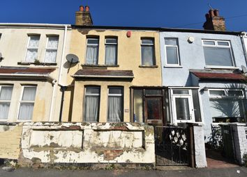 Thumbnail 2 bed terraced house for sale in Overton Road, London