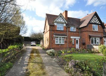 Thumbnail 2 bed semi-detached house for sale in Worcester Road, Wychbold, Droitwich Spa, Worcestershire
