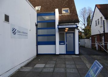 Thumbnail Commercial property to let in First Floor Office Suite, 57 Hill Avenue, Amersham, Buckinghamshire