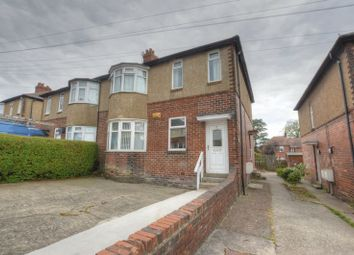 Thumbnail 3 bed flat for sale in Castleside Road, Newcastle Upon Tyne