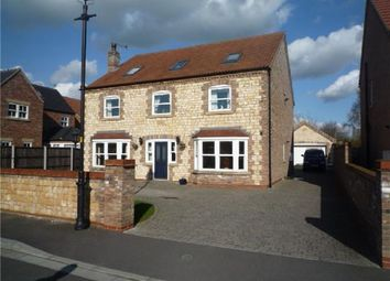 Thumbnail 6 bed detached house for sale in Waggoners Close, Scotter, Gainsborough