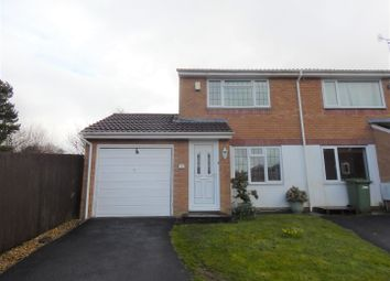Thumbnail 2 bed property for sale in Pen Y Garn, Pentrechwyth, Swansea
