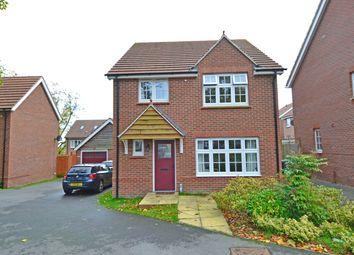 Thumbnail 4 bedroom detached house for sale in Chapel Rise, Rednal, Birmingham