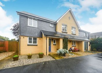 Thumbnail 3 bed terraced house to rent in Brow Hill, Heathfield, Newton Abbot