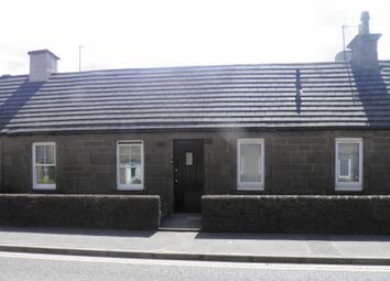 Thumbnail 1 bed terraced bungalow to rent in Glamis Road, Forfar