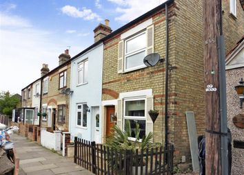 Thumbnail 2 bed end terrace house for sale in Claremont Road, Hornchurch, Essex