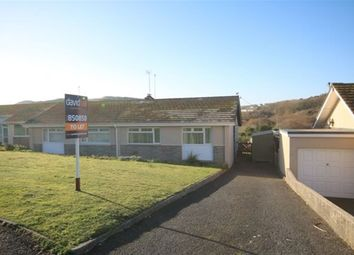 Thumbnail 2 bed bungalow to rent in Treguth Close, Holywell Bay, Newquay