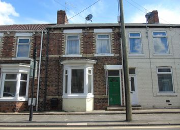 Thumbnail 3 bed terraced house to rent in North Road East, Wingate