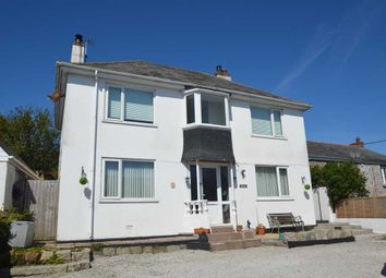 Thumbnail 5 bed detached house for sale in Church Road, Mabe Burnthouse, Penryn