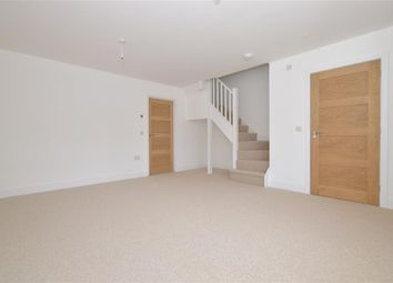 Thumbnail 2 bed semi-detached house for sale in London Road, Swan Corner, Ashington, West Sussex
