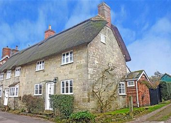 Thumbnail 3 bed cottage for sale in West Street, Fontmell Magna, Shaftesbury