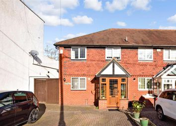 2 bed end terrace house for sale in Essex Road, Longfield, Kent DA3