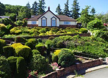 Thumbnail 3 bed bungalow for sale in Trefgarn, 12, Plas Hafren, Milford Road, Newtown, Powys