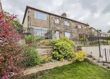 Thumbnail 4 bed semi-detached house for sale in Heathbourne Road, Bacup, Lancashire